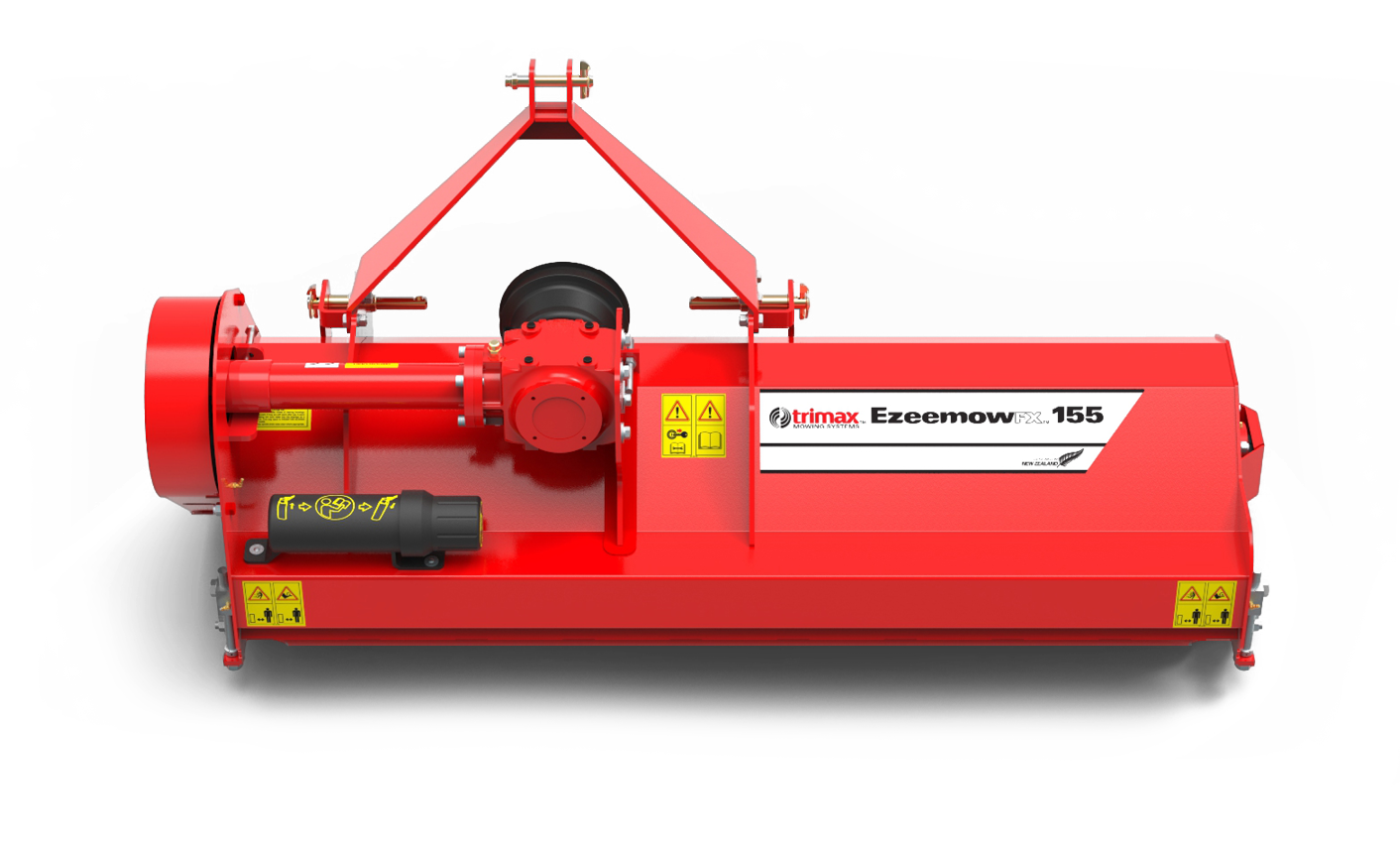 Ezeemow FX-155 Mower red