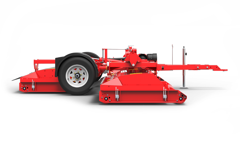 Pegasus S4 Lawn Mower Red