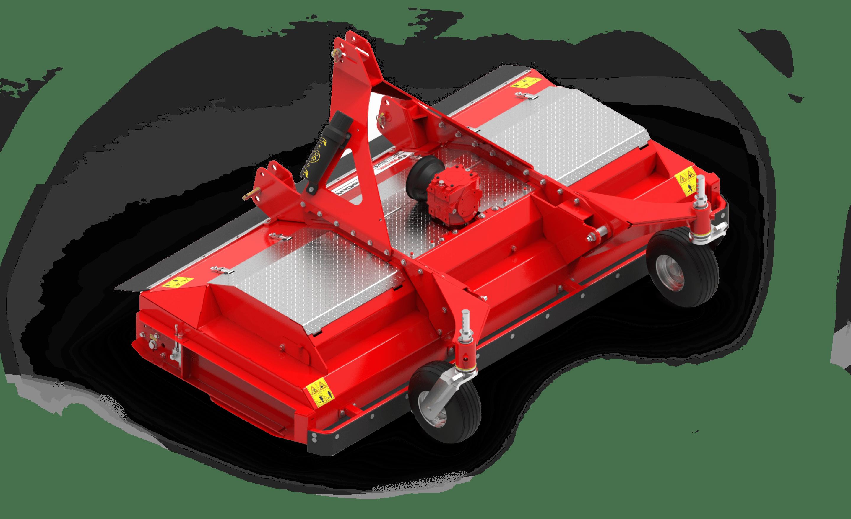 ProCut FM Mower red