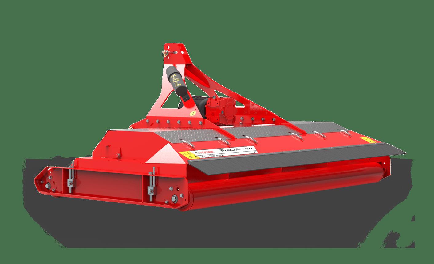 ProCut S4-237 Mower Red