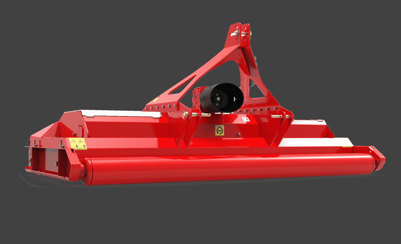 ProCut S4 lawn mower rear red