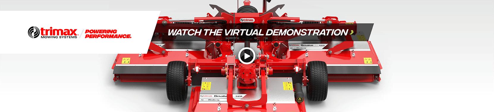 Trimax Snake Virtual Demo